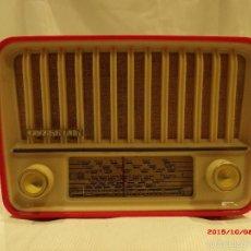 Radios de válvulas: RADIO TELEFUNKEN. Lote 60508675