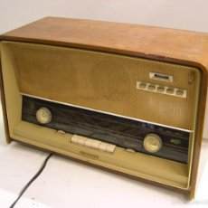 Radios de válvulas: RADIO PHILIPS. Lote 60530051