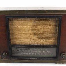 Radios de válvulas: RADIO A VALVULAS TELEFUNKEN 454-A.C. BALI. Lote 60771819