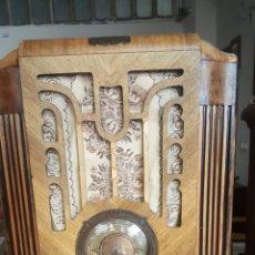 Radios de válvulas: ANTIGUA RADIO DE VALVULAS, STEWARD GARNER. Lote 60864181