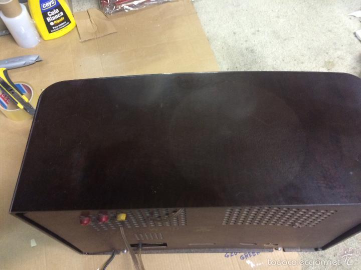 Radios de válvulas: radio marca grundig model 955 3d klang made in W germany funciona perfectamente - Foto 9 - 45696771
