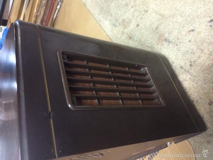 Radios de válvulas: radio marca grundig model 955 3d klang made in W germany funciona perfectamente - Foto 10 - 45696771