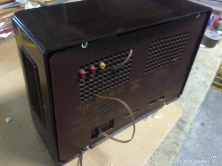 Radios de válvulas: radio marca grundig model 955 3d klang made in W germany funciona perfectamente - Foto 11 - 45696771