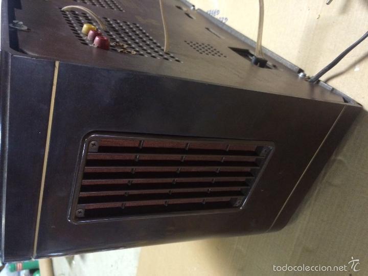 Radios de válvulas: radio marca grundig model 955 3d klang made in W germany funciona perfectamente - Foto 12 - 45696771