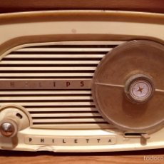 Radios de válvulas - Radio Philips - 61156947