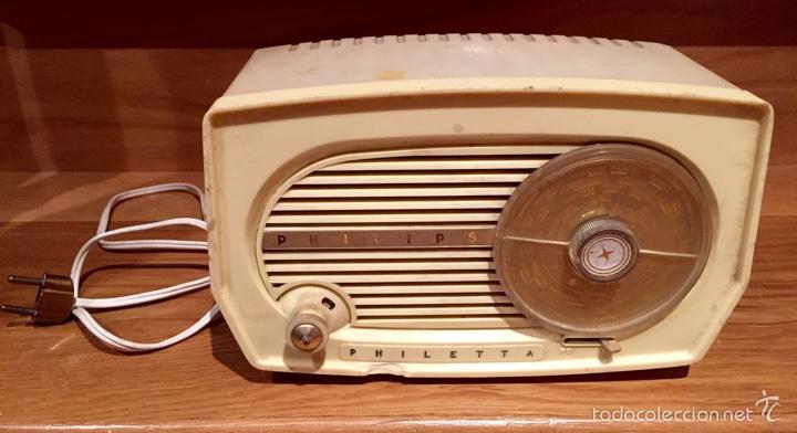 Radios de válvulas: Radio Philips - Foto 2 - 61156947