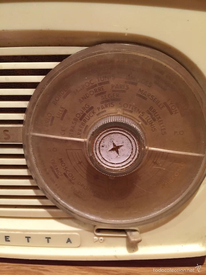 Radios de válvulas: Radio Philips - Foto 3 - 61156947