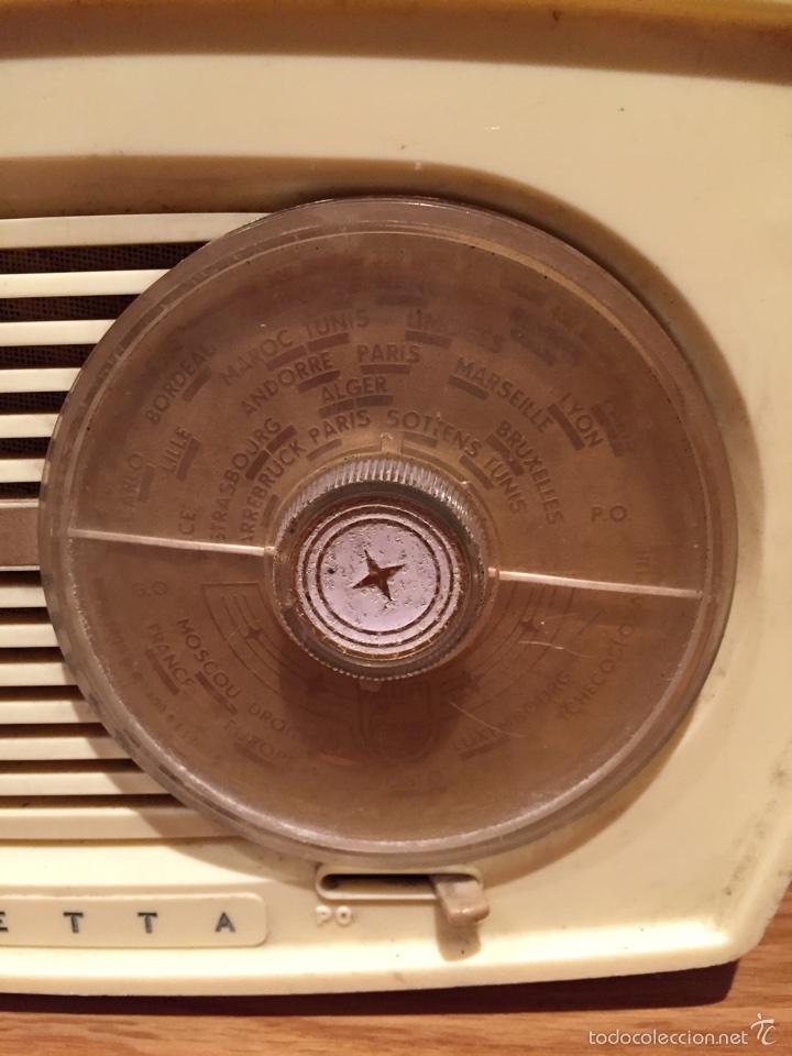 Radios de válvulas: Radio Philips - Foto 4 - 61156947
