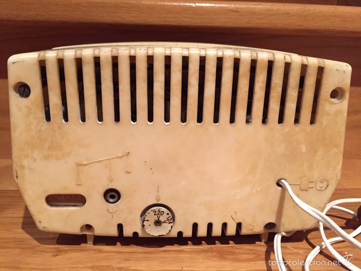 Radios de válvulas: Radio Philips - Foto 7 - 61156947