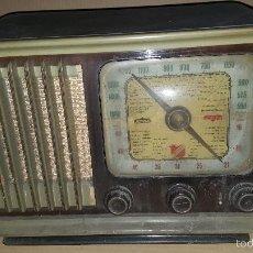 Radios de válvulas: RADIO VIRER MOD. RX-100-A. Lote 61299379