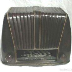 Radios de válvulas - Telefunken Trovador U1653 año 1953, baquelita en buen estado, funciona. - 103767455