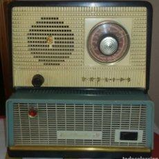 Radios de válvulas: ANTIGUA RADIO PHILIPS Y TRANSFORMADOR LUZ.. Lote 62594566