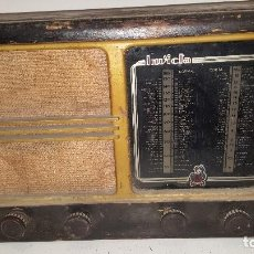 Radios de válvulas: RADIO INVICTA. Lote 63367628