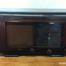 Radios de válvulas: ANTIGUA RADIO VÁLVULAS ECHOPHONE. Lote 63624767