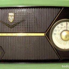 Radios de válvulas - RADIO ANTIGUA, IBERIA B-150, FUNCIONA - 62175572