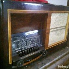 Radios de válvulas: ANTIGUA RADIO RADIOLA RA97A. Lote 66048622