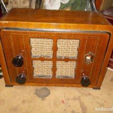 Radios de válvulas: RADIO TIPO AMERICANO. Lote 67740737