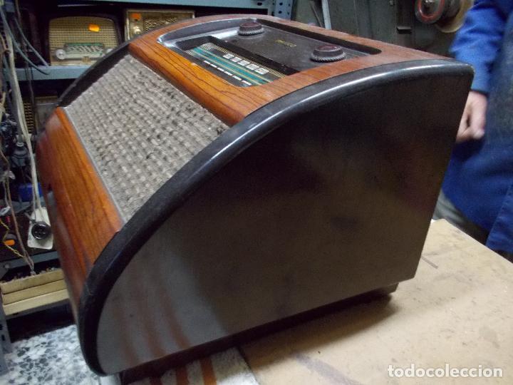 Radios de válvulas: Radio philco funcionando - Foto 6 - 67741889