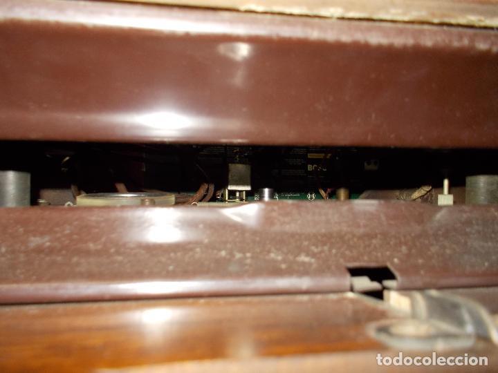 Radios de válvulas: Radio philco funcionando - Foto 7 - 67741889