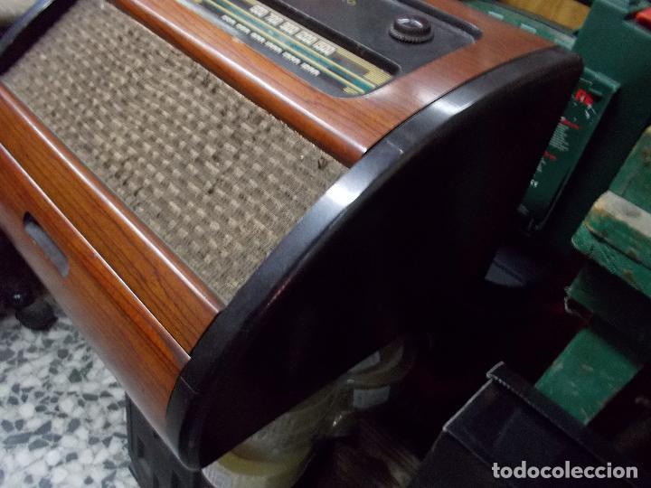 Radios de válvulas: Radio philco funcionando - Foto 9 - 67741889