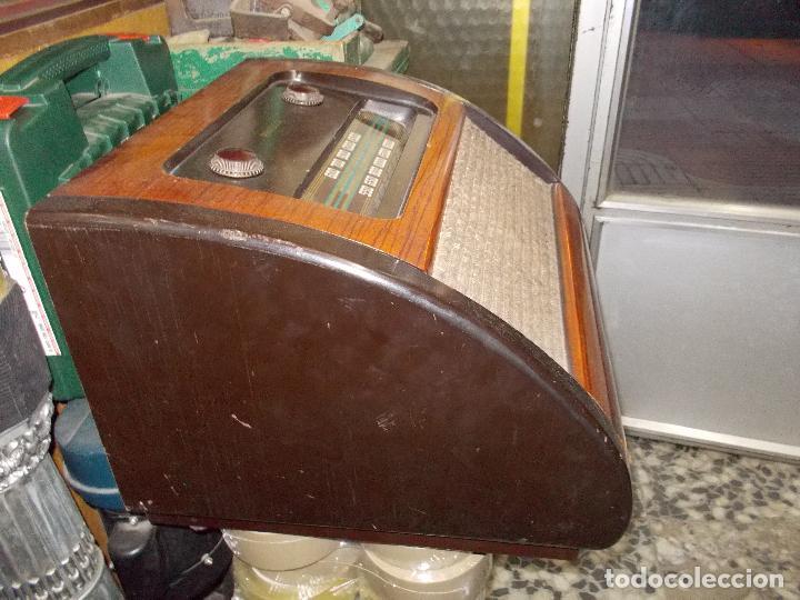 Radios de válvulas: Radio philco funcionando - Foto 10 - 67741889