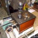 Radios de válvulas: RADIO DE LAMPARAS VISTA. Lote 68161849