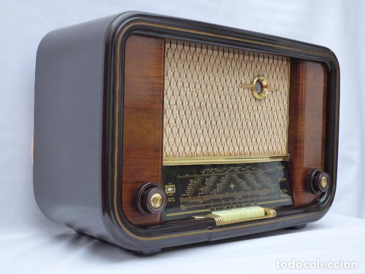 Antigua radio de v lvulas wega herold impecab comprar radios de v lvulas en todocoleccion - Fotos radios antiguas ...