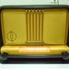 Radios de válvulas: BONITA RADIO THOMSON- MODELO D926 - FUNCIONANDO - VER VÍDEO. Lote 144510584