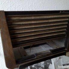 Radios de válvulas: CARCASA MUEBLE EN MADERA DE RADIO MARCONI. Lote 71209025