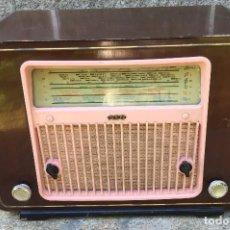 Radios de válvulas: RADIO AEG PARA DECORACIÓN. Lote 71838079