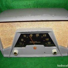 Radios de válvulas: RADIO VINTAGE AÑOS 50 WESTERN AUDIO D2237B TRUETONE - MADE IN USA. Lote 72158371