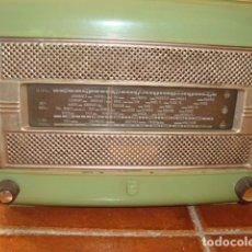 Radios de válvulas: RADIO PHILIPS VINTAGE AÑOS 60 FUNCIONA. Lote 72765059