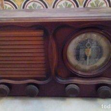 Radio a valvole: ANTIGUA RADIO DE MADERA. Lote 72871703