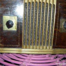Radios de válvulas: RADIO RADION AMERICANA. Lote 53035865