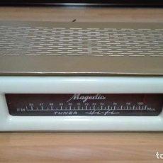 Radios de válvulas: SINTONIZADOR F.M. MAGESTIC° -RARISIMO!!!. Lote 74341535