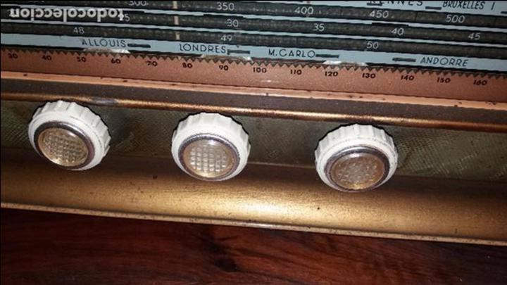 Radios de válvulas: RADIO CLARSON - Foto 3 - 74764699
