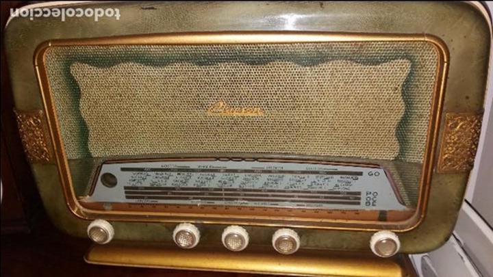 RADIO CLARSON (Radios, Gramófonos, Grabadoras y Otros - Radios de Válvulas)