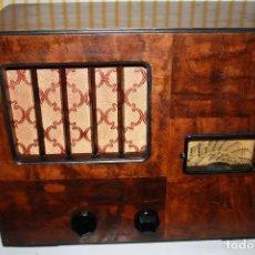 Radios de válvulas - LUXOR RADIO TYP725DW ,FUNCIONA ,TODO ORIGINAL, AÑO 35 - 74956891