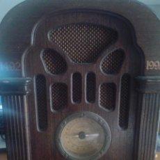 Radios de válvulas: REPLICA. EDICIÓN COLECCIONISTA RADIO - RADIO THOMAS ESPAÑA.. Lote 75028379