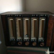Radios de válvulas: RADIO ANTIGUA MARCONI. Lote 76181601