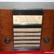 Radios de válvulas: RADIO ORION FUNCIONANDO. Lote 76749267