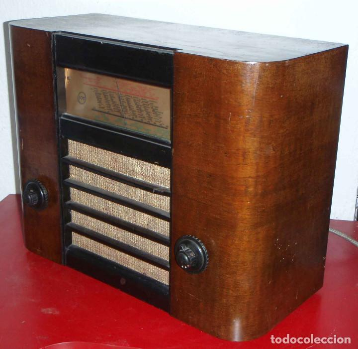 Radios de válvulas: RADIO ORION FUNCIONANDO - Foto 2 - 76749267