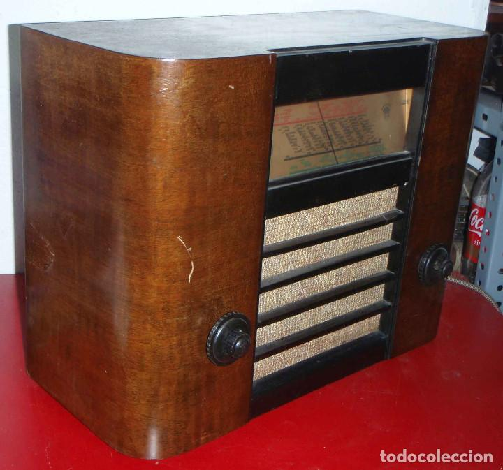 Radios de válvulas: RADIO ORION FUNCIONANDO - Foto 3 - 76749267