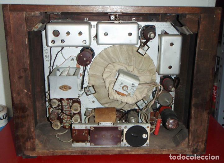 Radios de válvulas: RADIO ORION FUNCIONANDO - Foto 4 - 76749267