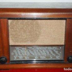 Radios de válvulas: RADIO TELEFUNKEN FUNCIONANDO. Lote 76750031