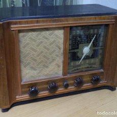 Radios de válvulas: RADIO INTER. Lote 78462285