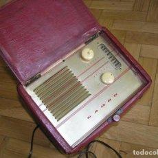 Radios de válvulas: ANTIGUA RADIO GAROD DE LOS AÑOS 40. Lote 78531209