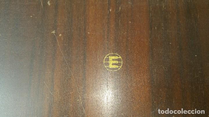 Radios de válvulas: Radio de valvulas Ekco - Foto 3 - 79943437
