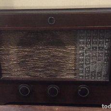 Radios de válvulas: RADIO AMERICANA RCA VICTOR MODELO Q 26. Lote 80638458