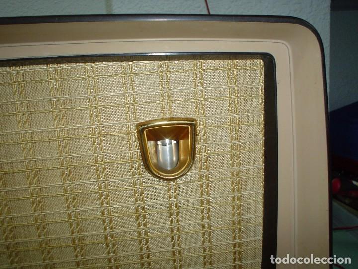 Radios de válvulas: RADIO A VALVULAS PHILIPS BE-562-A - Foto 5 - 81565164